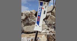 Marteaux Brise Roche M15 Silencieux