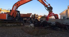 Pince de démolition Tri RT